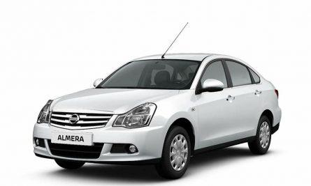 Nissan Almera III (G15)