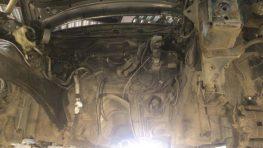 Замена ДВС Nissan Teana