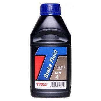 Жидкость тормозная TRW DOT 4 0.5л PFB450