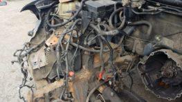 Замена двигателя ДВС Nissan  Pathfinder R51