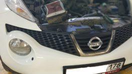Замена воздушного фильтра Nissan Juke