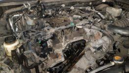 Замена форсунок NissanPathfinder