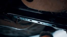Установка задних поперечных рычагов на автомобиле Nissan X Trail