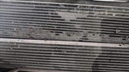 Чистка радиатора охлаждения Nissan X Trail в Санкт-Петербурге
